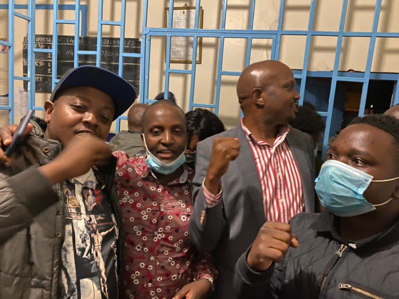 Gatundu South MP Moses Kuria arrested for flouting COVID-19 protocols in Kiambu