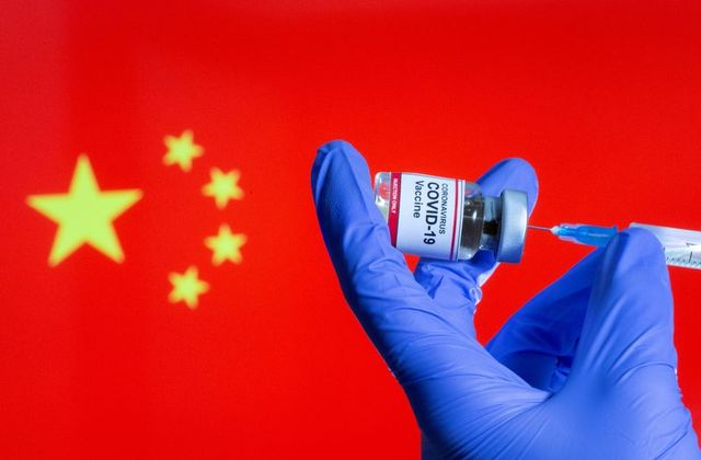 China considers mixing COVID-19 vaccines to boost protection rate