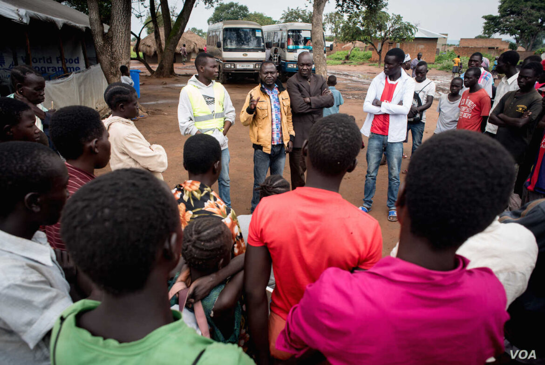 Uganda strives to keep COVID-19 out of refugee population