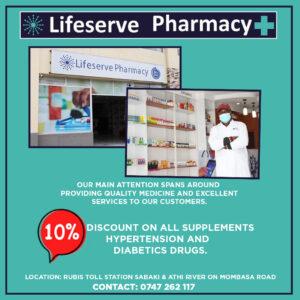 Lifeserve Pharmacy