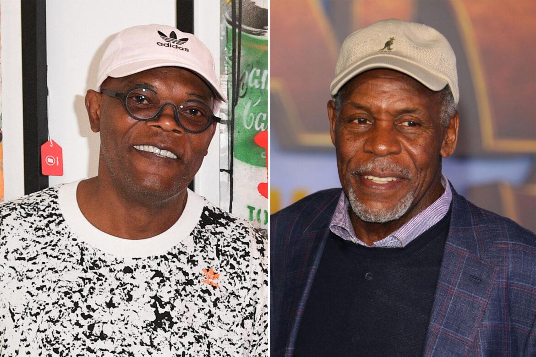 Samuel L. Jackson, Danny Glover to receive honorary Oscars