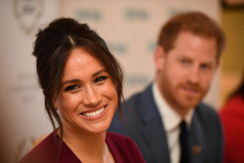 Duchess Meghan creates TV project aimed at girls for Netflix