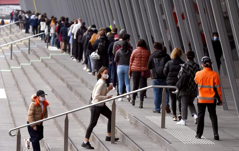 Australia's Melbourne to extend sixth COVID-lockdown