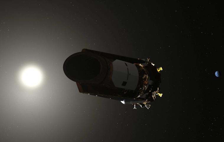 How stars live and die: Kepler captures rare supernova blast