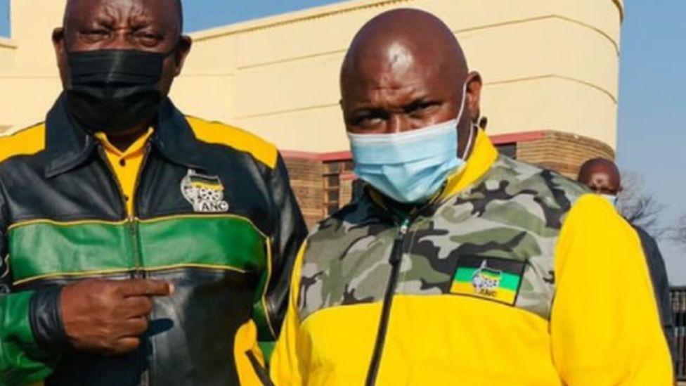 Johannesburg mayor Jolidee Matongo killed in a car crash