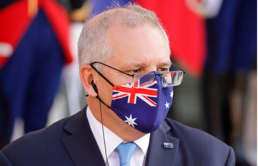 Australian PM says he made clear to France possibility of scrapping submarine deal