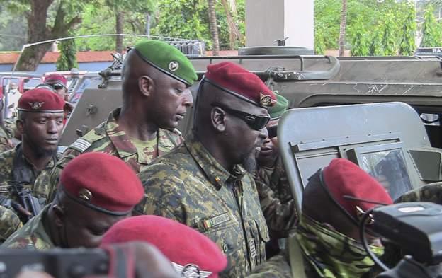 Guinea Junta Due To Start Holding Talks