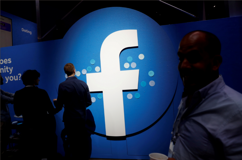 Facebook targets harmful real networks, using playbook against fakes