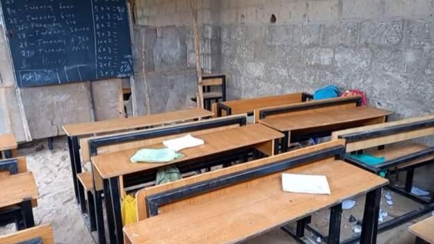 Kidnappers Free Nigeria Schoolchildren