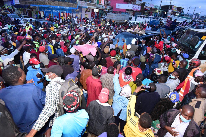 Mudavadi Calls For Political Tolerance And Law Reform