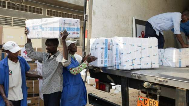 Africa's Last Holdout Burundi Starts Covid Vaccinations