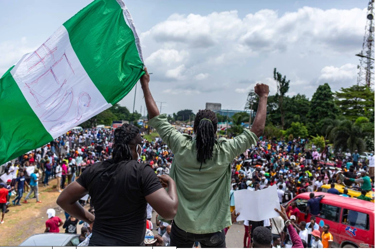 One year after #EndSARS protests, has Nigerian police changed?