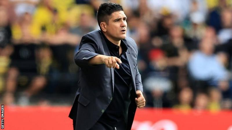Xisco Munoz: Watford sack manager after poor spell