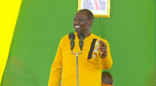 Ruto Slams Politicians Following Their Party Bosses Blindly