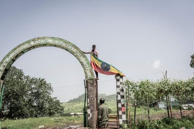Ethiopian troops sent to Tigray war front – witnesses