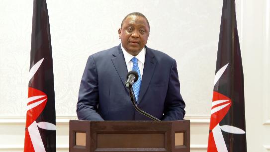 Pres Kenyatta: ICJ Decision Is A Zero-Sum Game