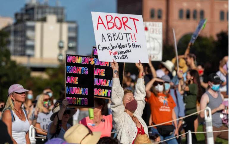 Shock, disbelief, panic: Living under the Texas abortion ban