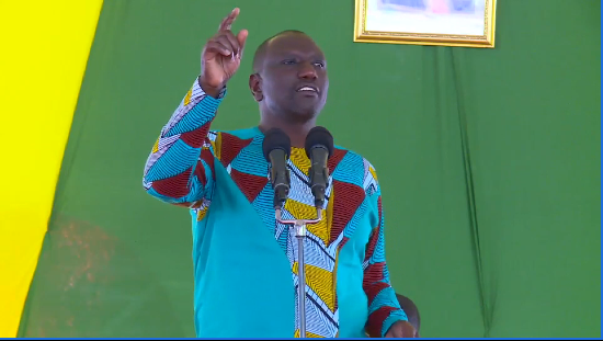 Ruto Warns Political Leaders Of Inciting The Hustler Narrative For Thei Selfish Interests