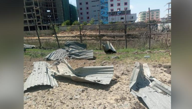 Capital of Ethiopia's Tigray region hit by airstrikes, eyewitness and local forces say