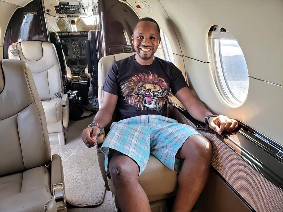 """Activist Boniface Mwangi's House """"Bombed"""""""