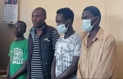 Four Suspects In Custody Over Murder Of Four Elderly Women In Kisii