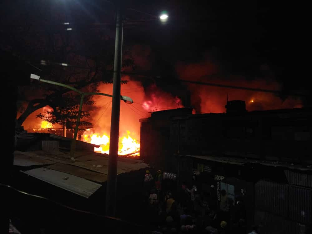 Gikomba Fire, Again