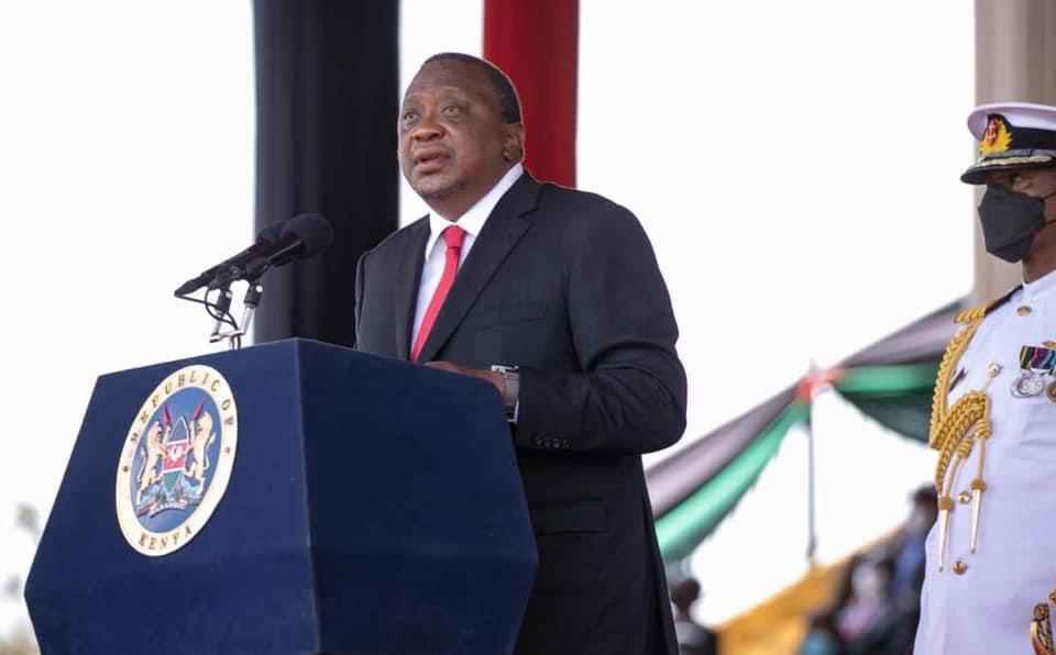 President Kenyatta Lifts Dusk To Dawn Curfew