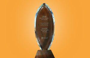 Microsoft Award 2016