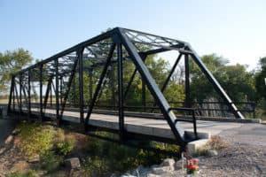 Brushy Creek Bridge - view from Northeast