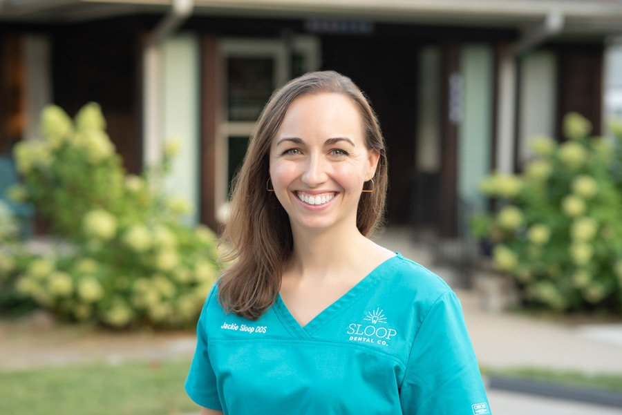 Jackie, DDS  —  Owner and Dentist