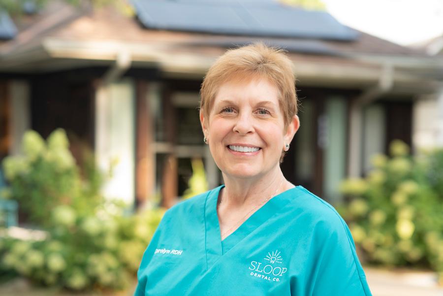 Carolyn, RDH — Dental Hygienist