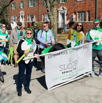 St. Patricks Day Parade