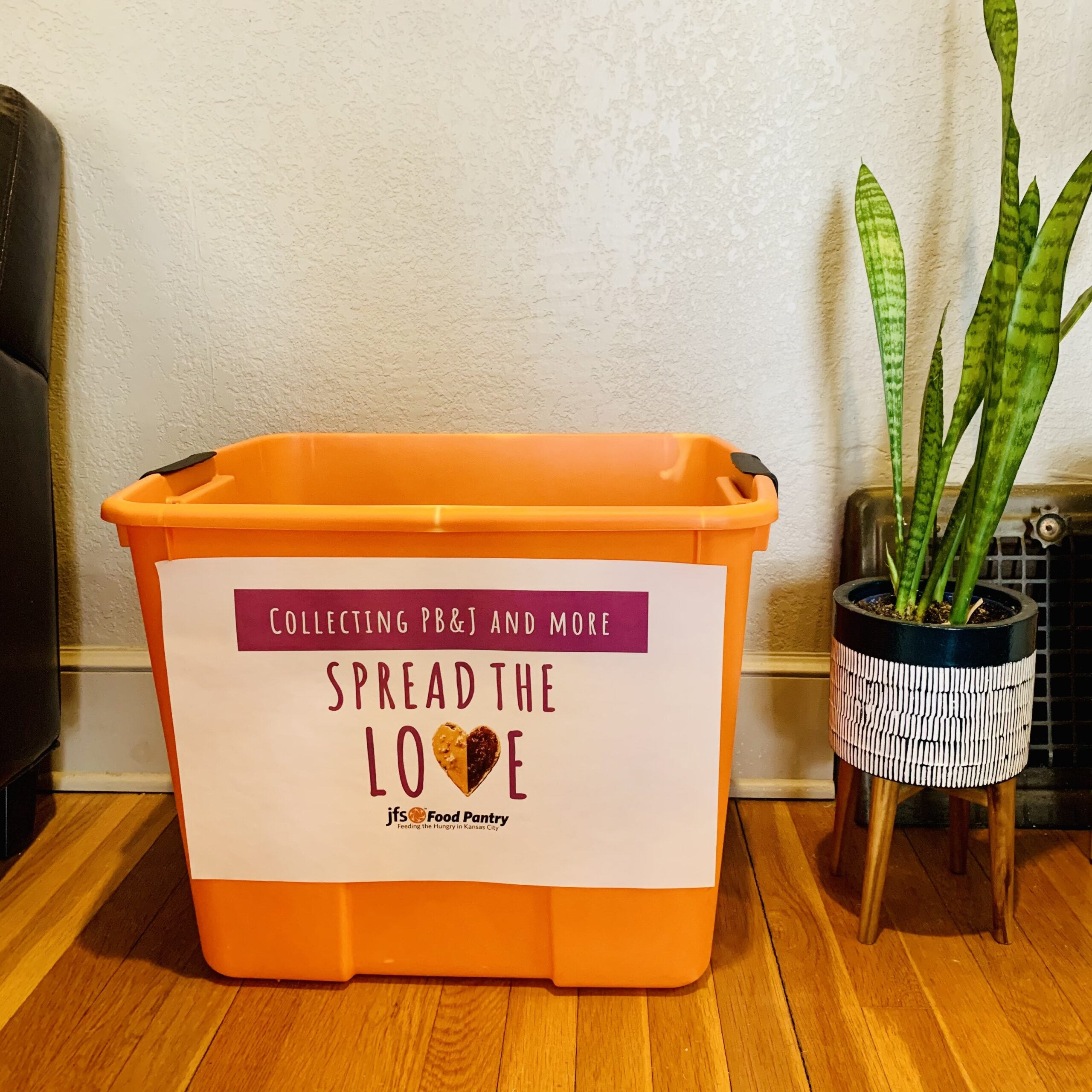 jewish family services food drive