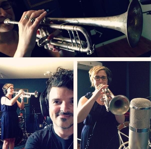Recording: Trumpet