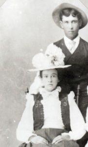 Charles and Lindy Kimber