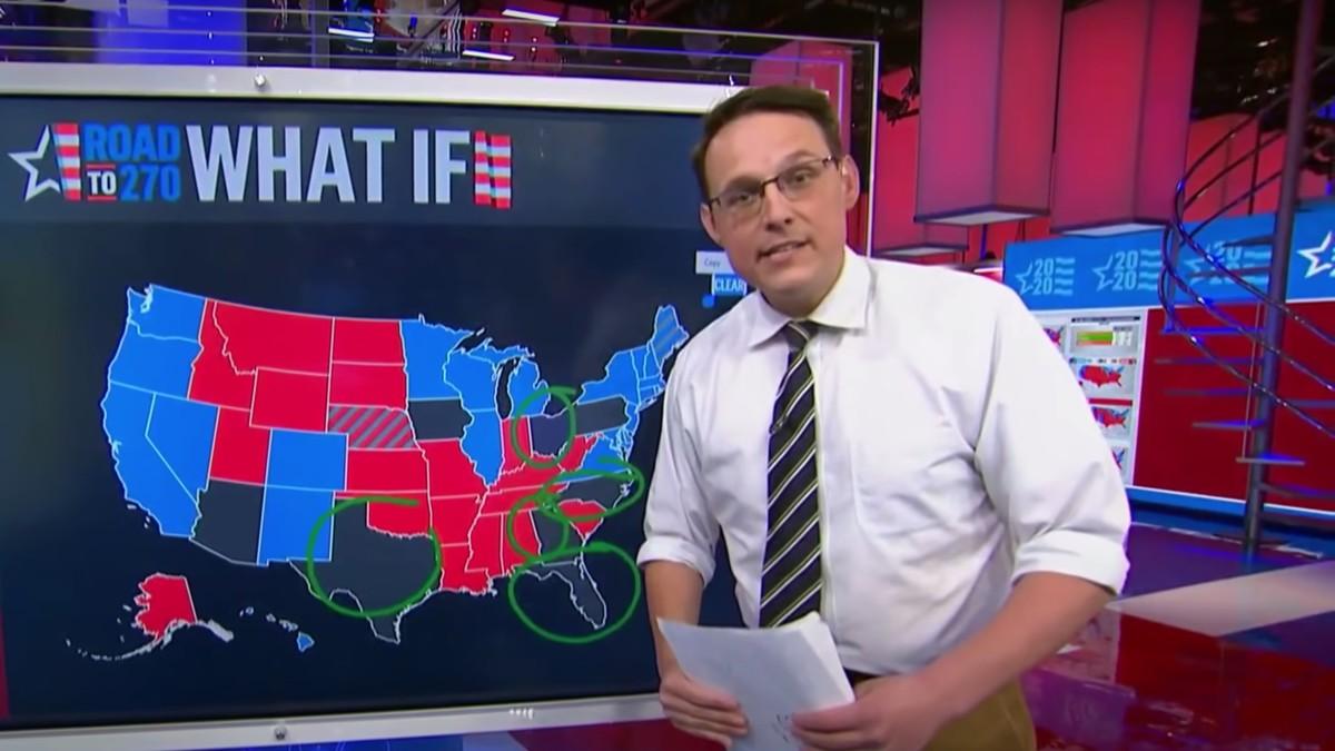 NBC Analyst Steve Kornacki