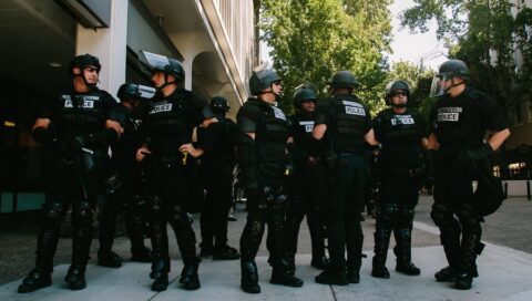 Capitol Police Officers