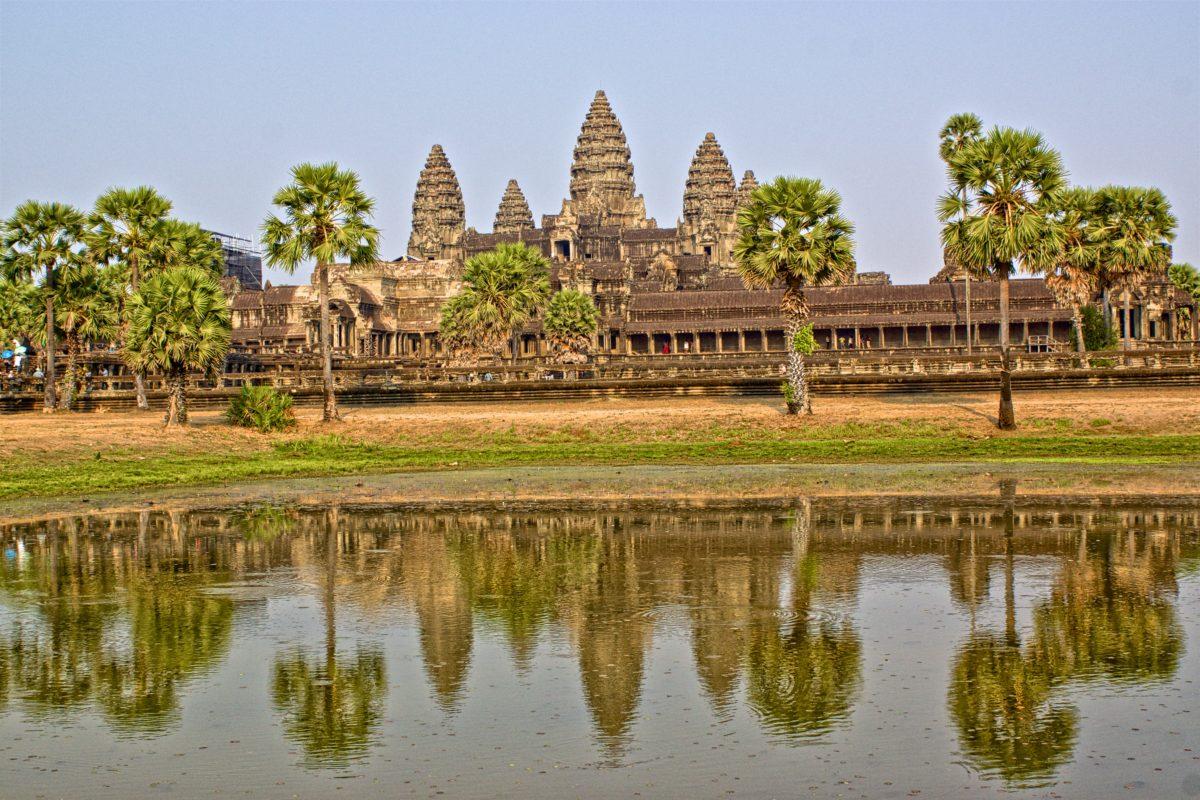 Camboja _ Angkor Wat