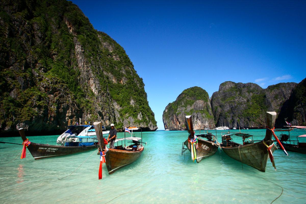 Tailândia - Maya Bay