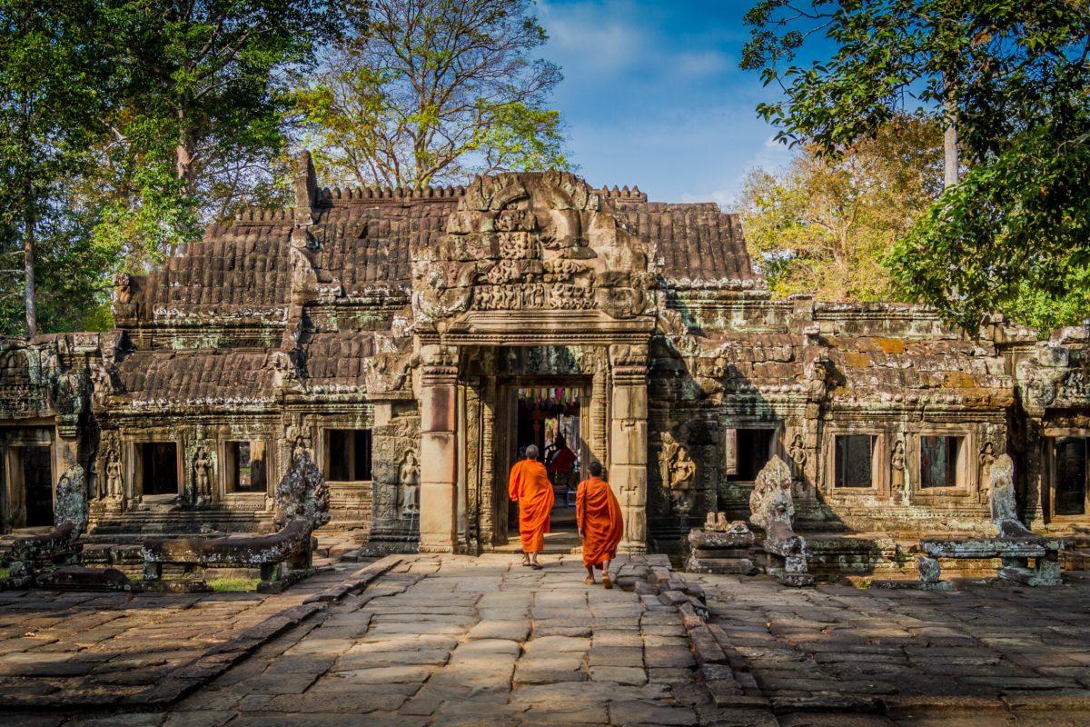 Camboja_Budhist Temple