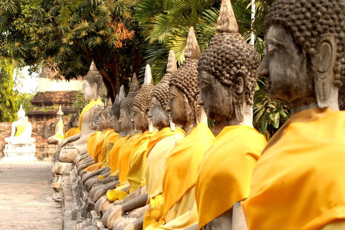Tailândia - Ayutthaya