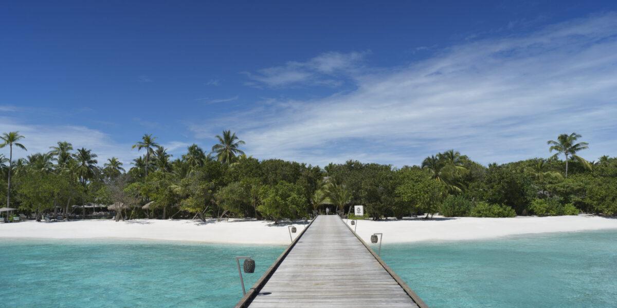 Vakkaru Maldives -Arrival Jetty