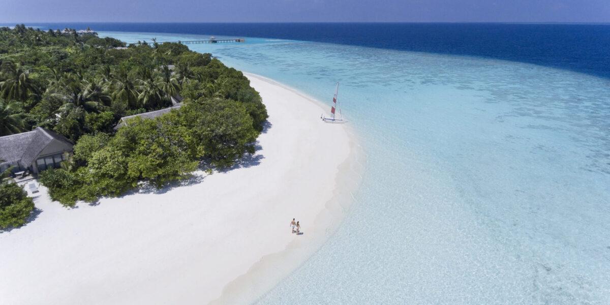 Vakkaru Maldives - Hobbie Cat Aerial