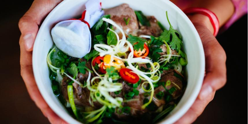hanoi pho vietnam tourism