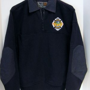 SOP 5.11 Job Shirt  with Denim   (OCFA Employees Only)