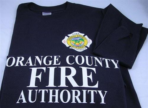 SOP Shirt Long Sleeve ( OCFA Employees Only)