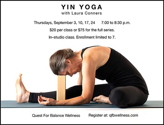 Yin Yoga with Laura
