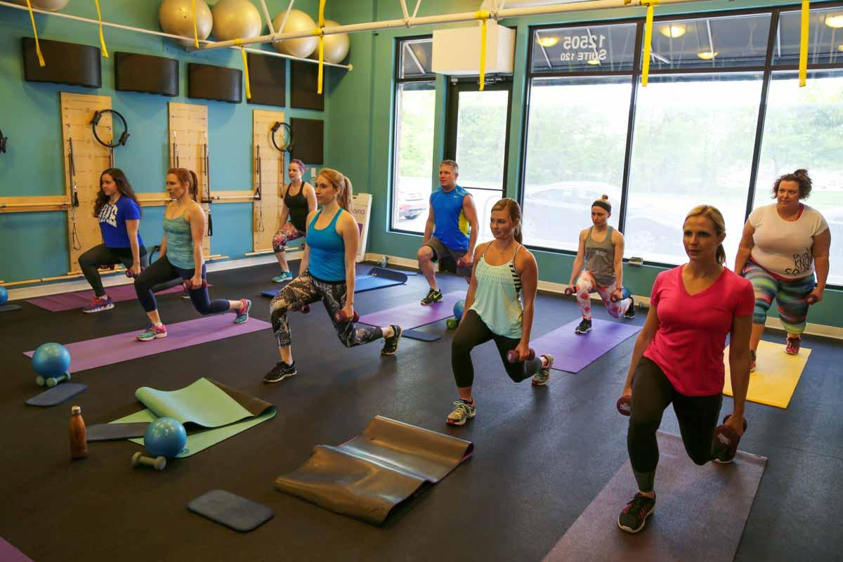 pilates class Indianapolis