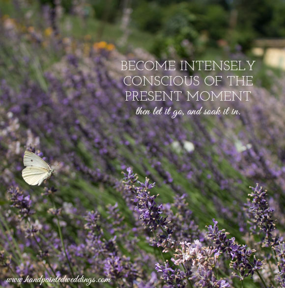 Inspiration for the Week: Intensely Conscious