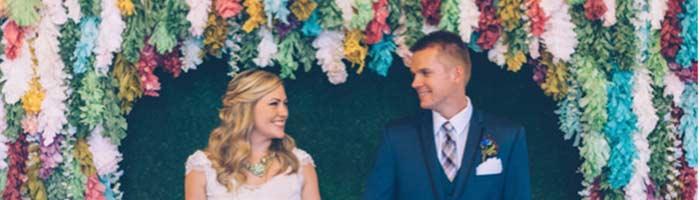 Alice in Wonderland Wedding Featured on Ruffled Blog